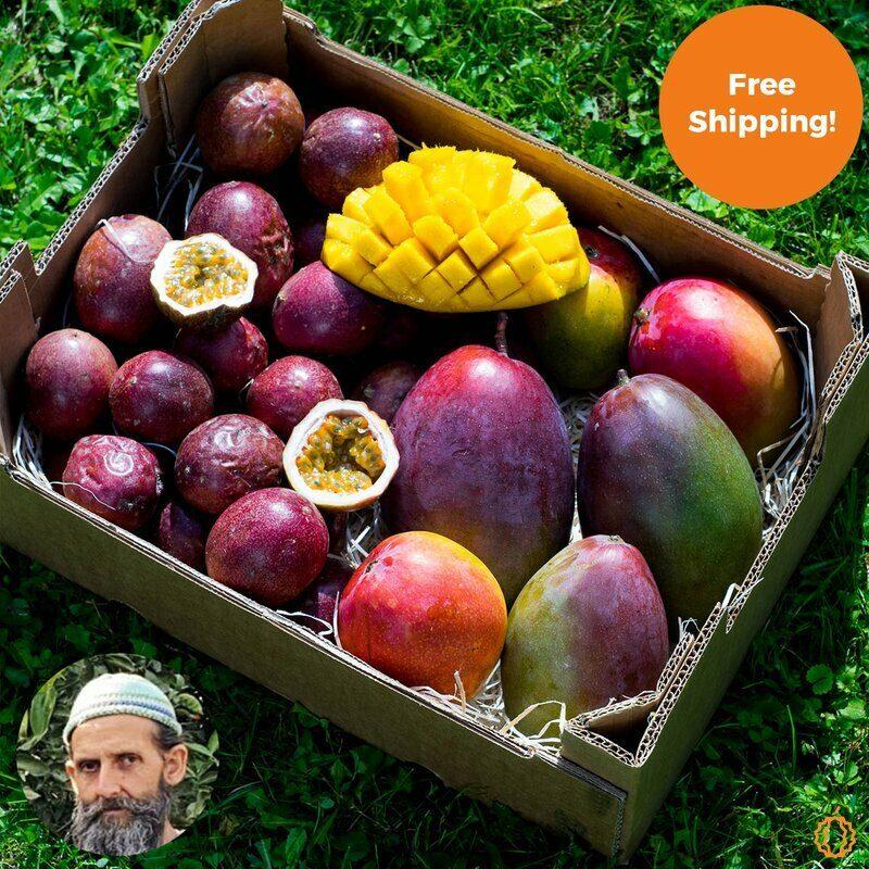 Mango & Passionfruit Farmer Box