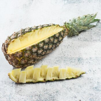 Pineapple Sugar Loaf organic