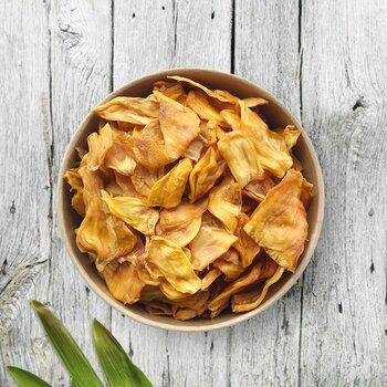 Jackfruit dried organic & raw 400g