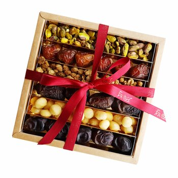 Dried Fruit Gift Six Treasures