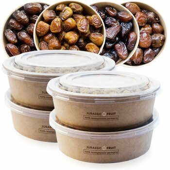 Bundle 4 Organic Dates Juicy organic
