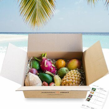 Exotic Fruit Discovery Box