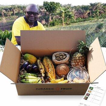 Entdeckerbox Kamerun