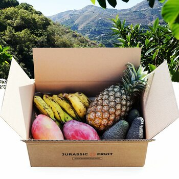 Box Fruits Exotiques 4 Bestsellers