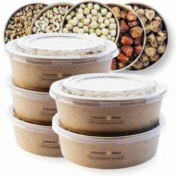 Nuts & Dried Fruits Bundle organic & raw