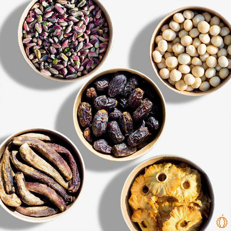 Nuts & Dried Organic Fruits Bundle Small