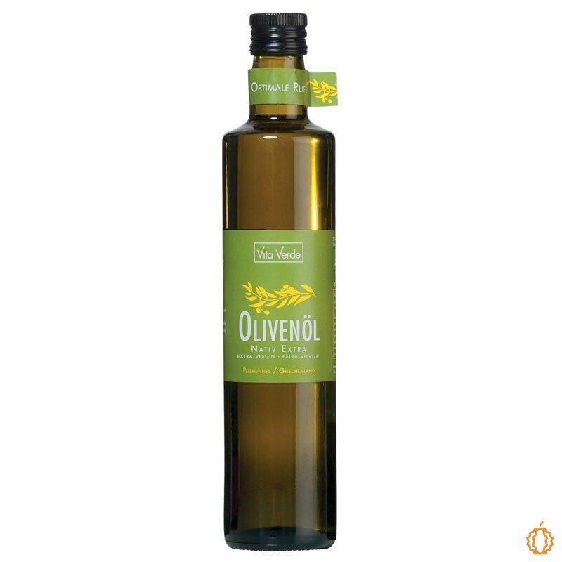 Olive Oil Extra (Peloponnese) Organic & Raw