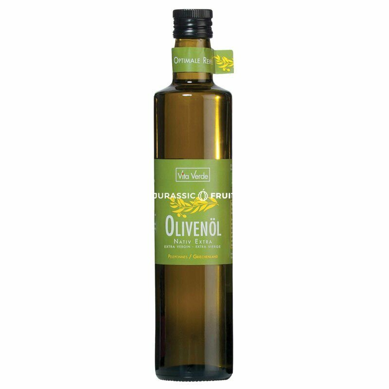Olive Oil Extra (Peloponnese) Organic & Raw