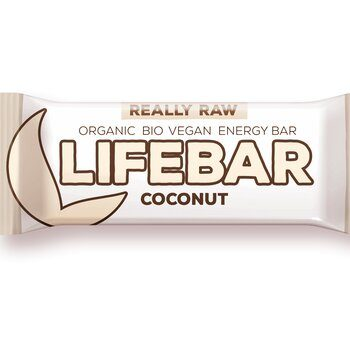 Organic Raw Bar Coconut Lifefood